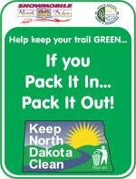 Keep North Dakota Clean