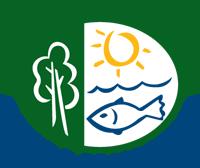 North Dakota Parks and Rec Logo