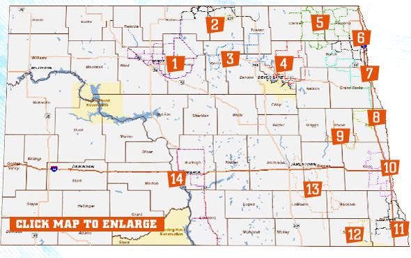 Trail Map « Snowmobile North Dakota Official Website